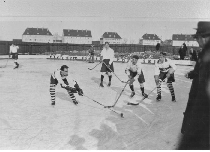 Eisstadion 1930 - 1928 - 1952