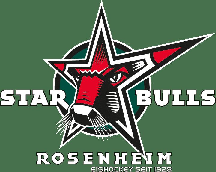Starbulls Rosenheim LOGO auf dunkel - 2000 - 2018