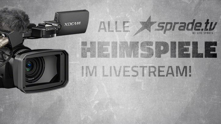 SpradeTV Livestream